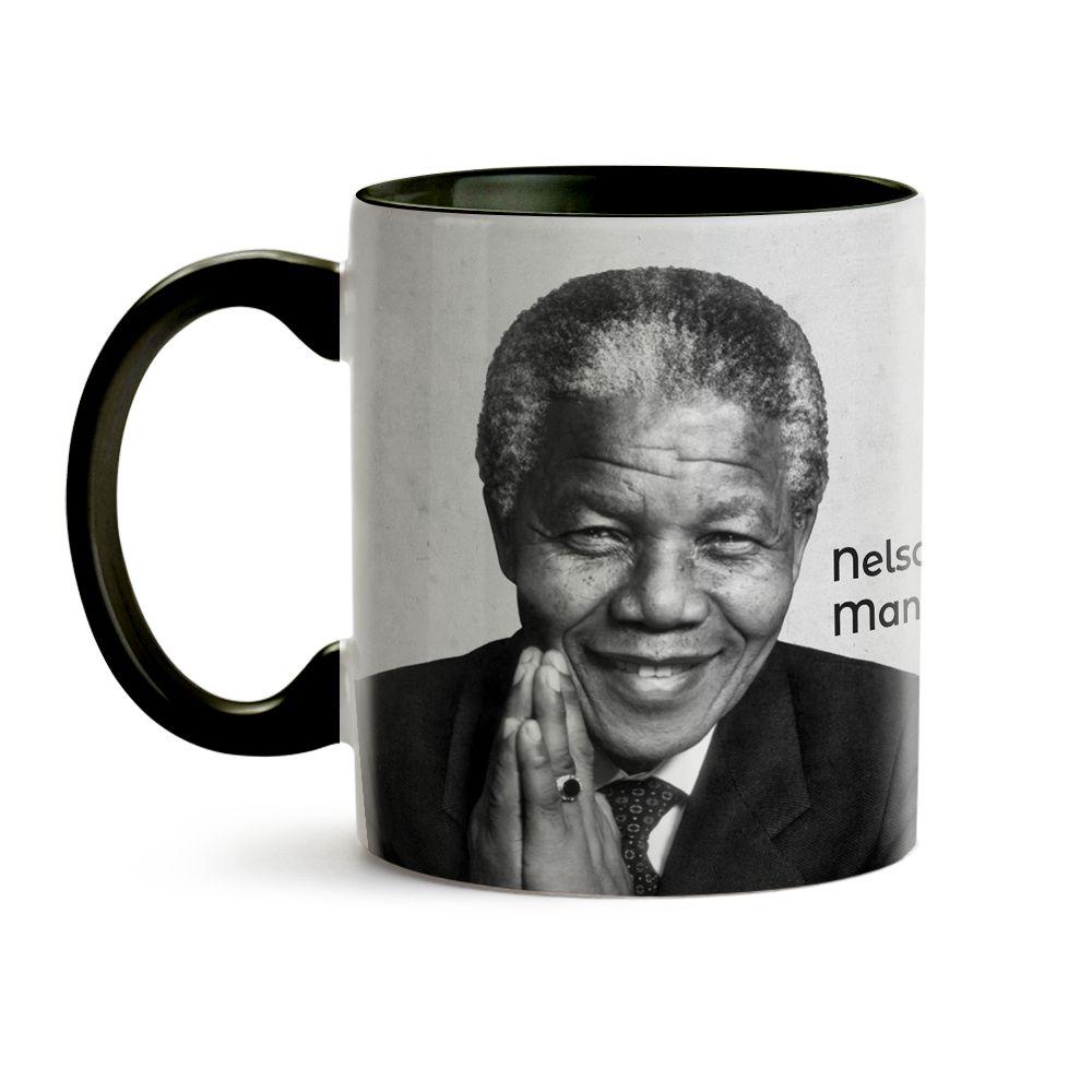 Caneca Nelson Mandela
