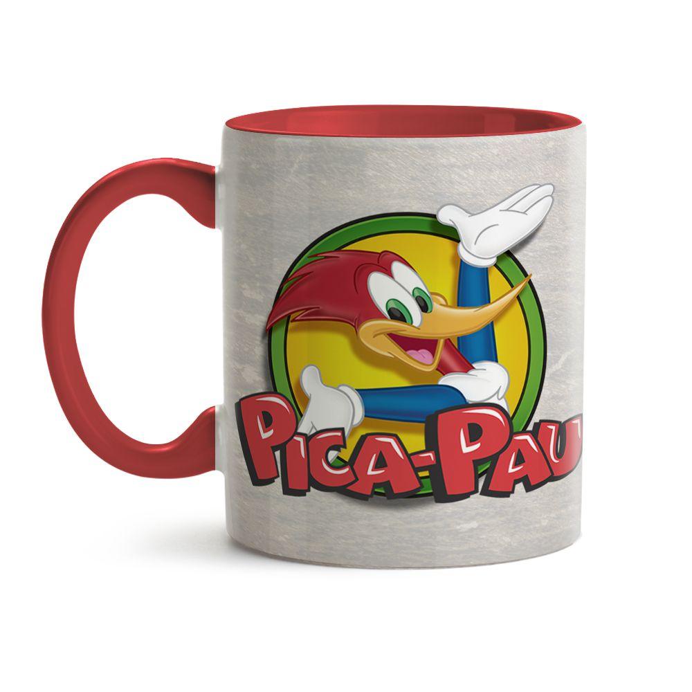 Caneca Pica-Pau