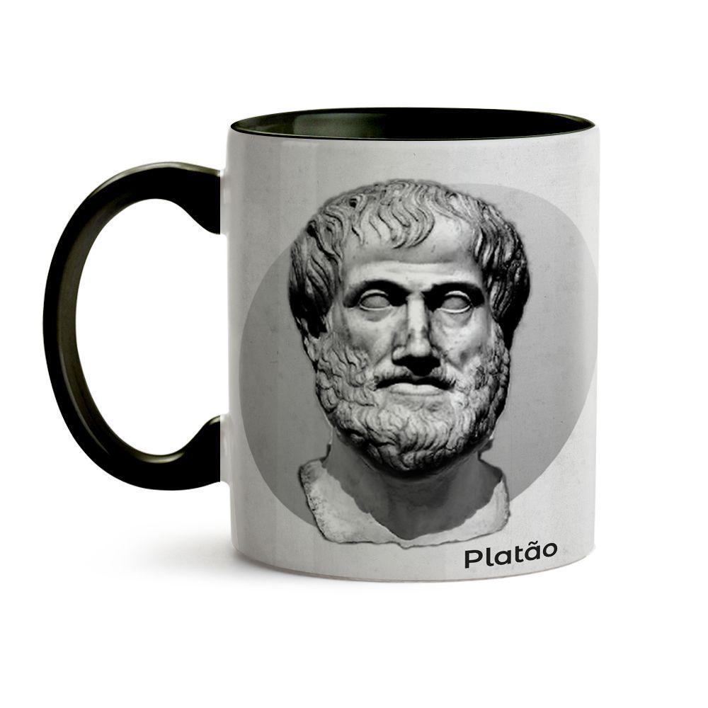 Caneca Platão