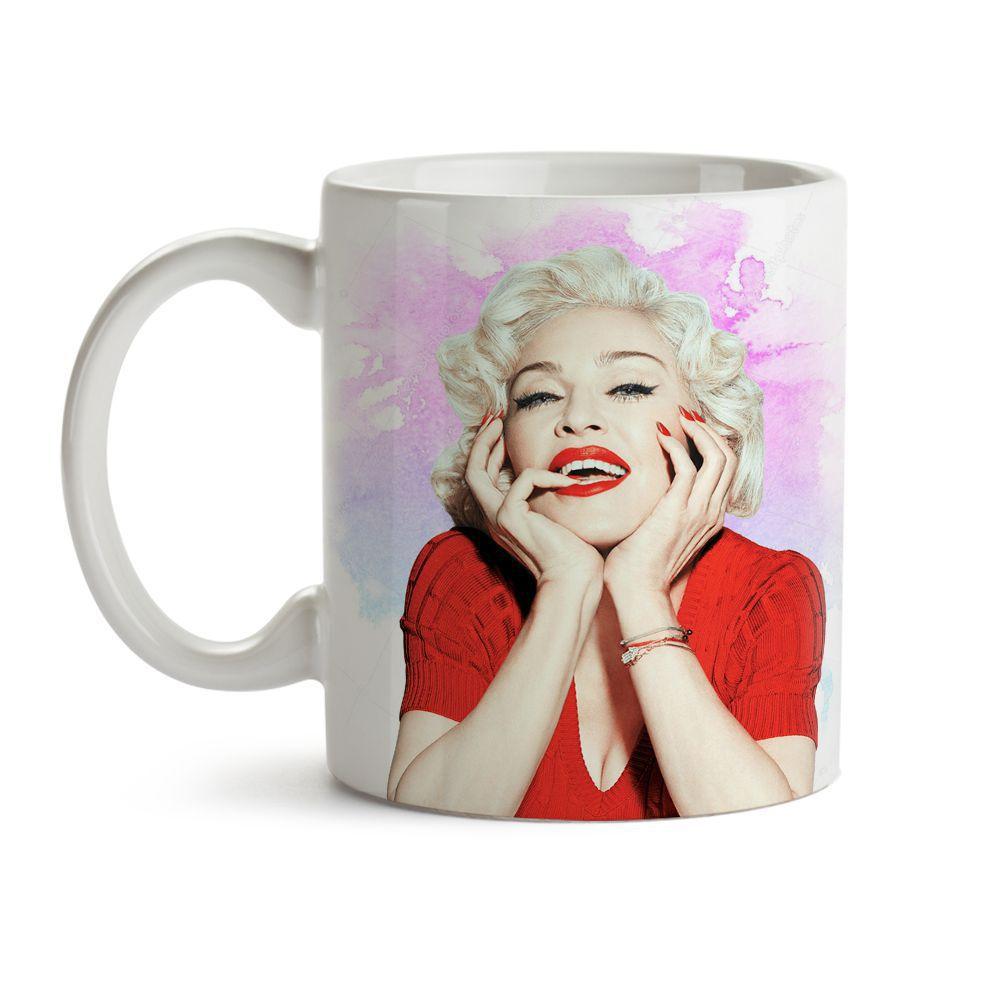 Caneca Pop Madonna
