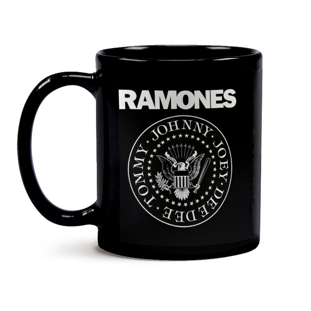 Caneca Ramones