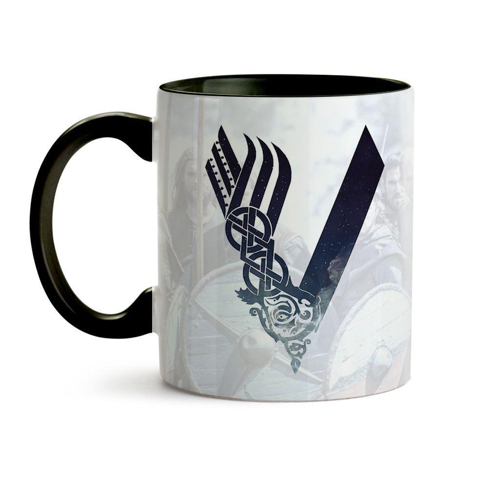 Caneca Série Vikings - Ivar