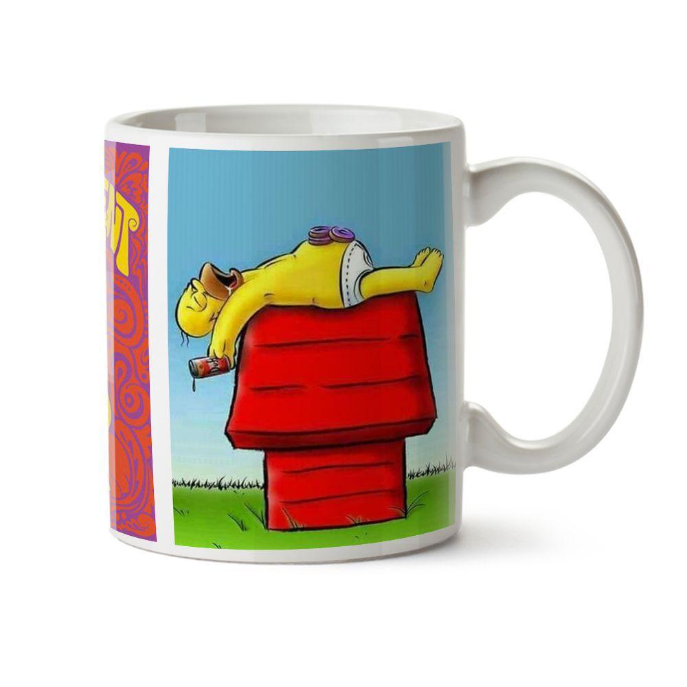Caneca Simpsons - Homer