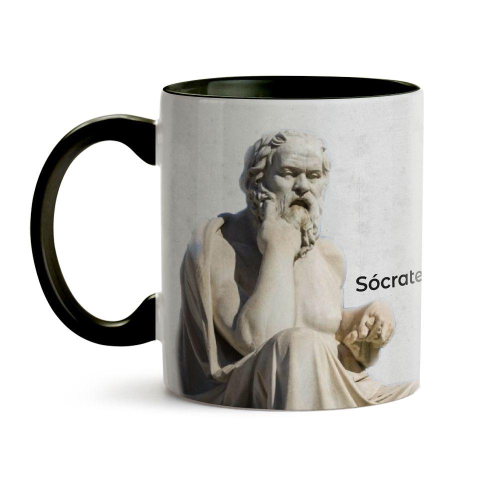 Caneca Sócrates