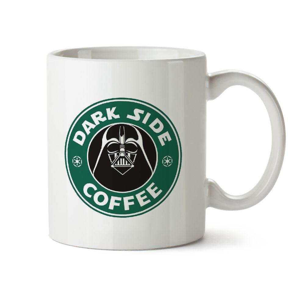 Caneca Starbuck Dark Side