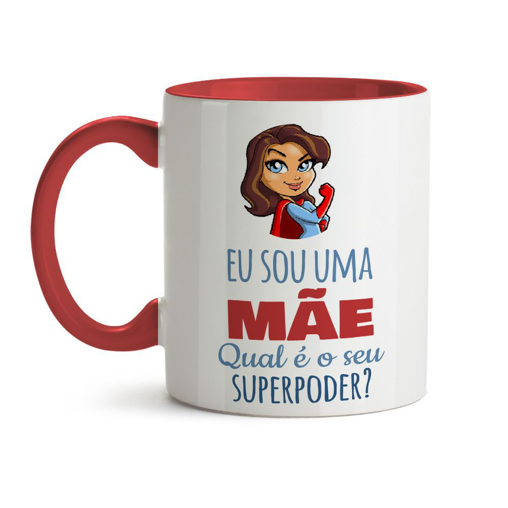 Caneca Supermãe