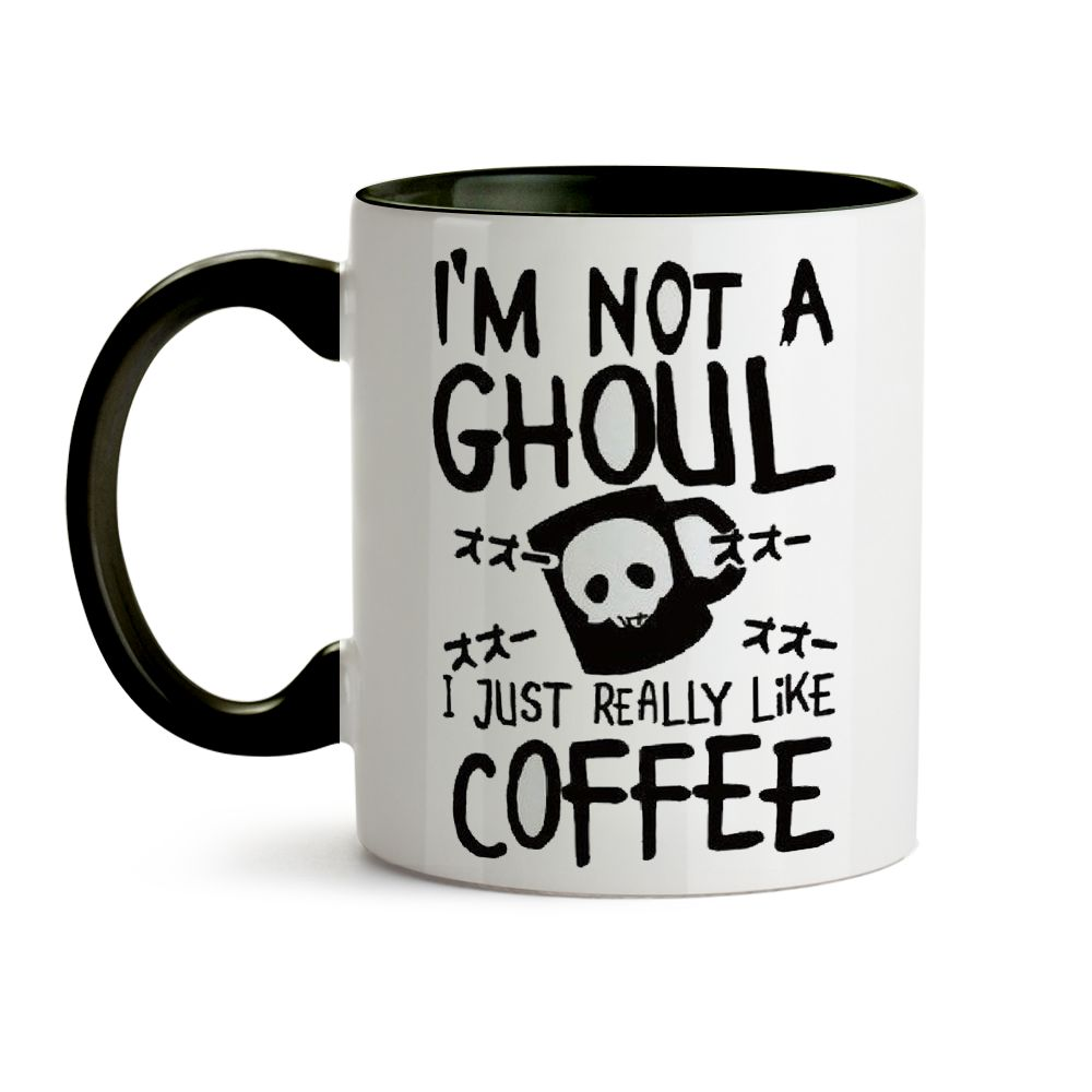 Caneca Tokyo Ghoul I?M Not A Ghoul