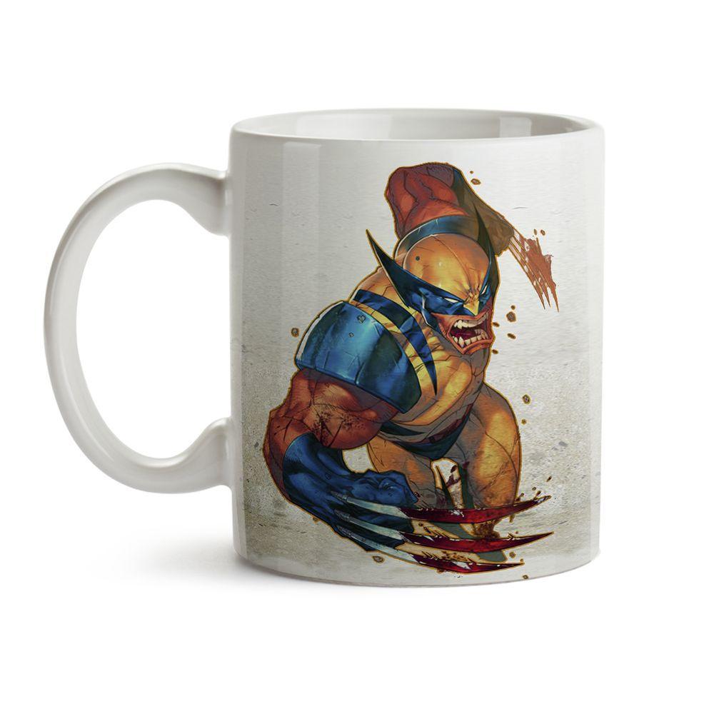 Caneca Wolverine