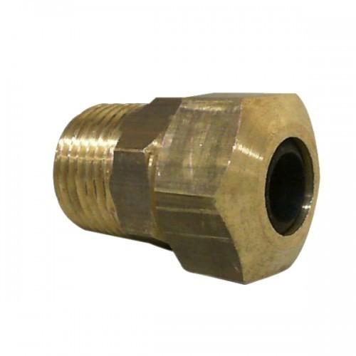 Adaptador Comgas Dako 1/2 Macho P/Flexivel