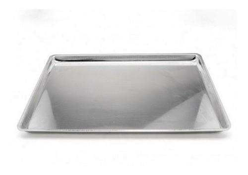 Assadeira Aluminio Quadrada Rocambole 43x33x2 Caparroz