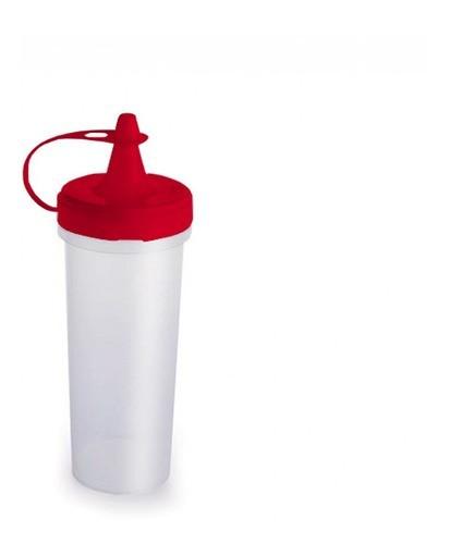 Bisnaga Ketchup Plástico 280ml Plasútil