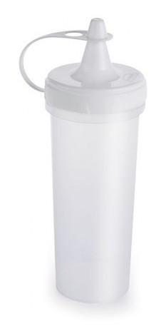 Bisnaga Maionese Plástico 280ml Plasutil