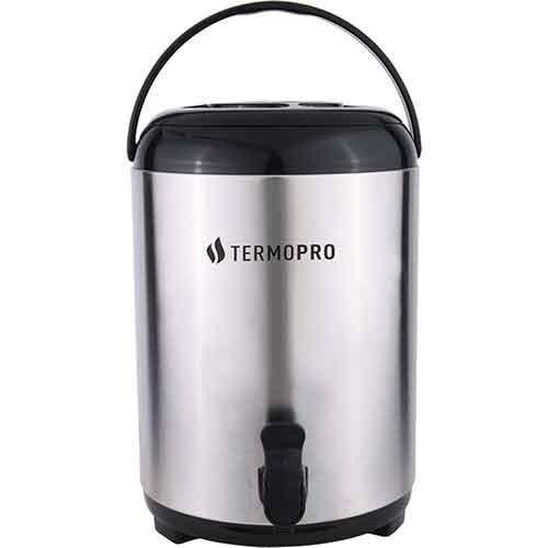 Botijão térmico de Inox Termopro-10 litros