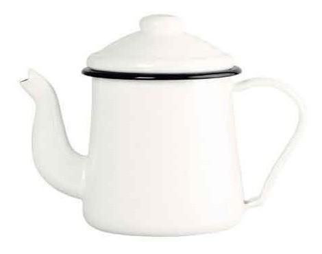 Bule esmaltado Nº12 Ewel - Branco