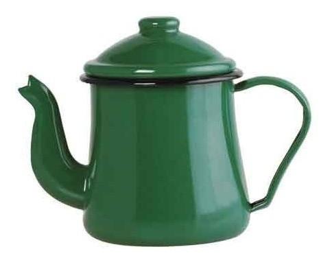 Bule esmaltado Nº12 Ewel - Verde