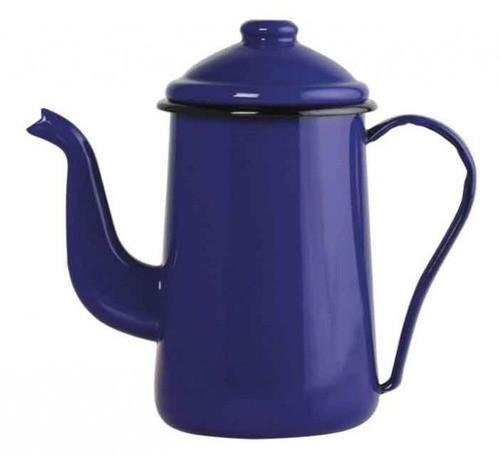 Bule esmaltado Nº14 Ewel - Azul