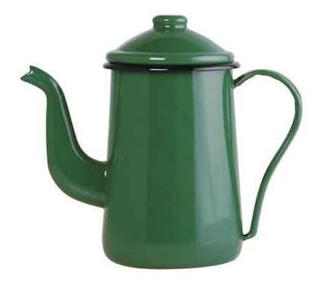 Bule esmaltado Nº14 Ewel - Verde
