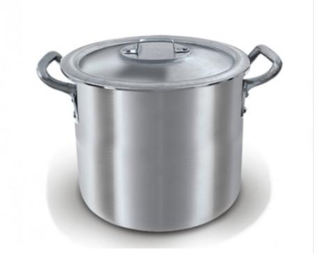 Caldeirao De Aluminio 50Cm Profissional 80,0L Nova Real