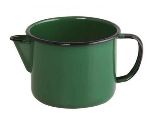 Caneca esmaltada com bico N°12 Ewel - Verde