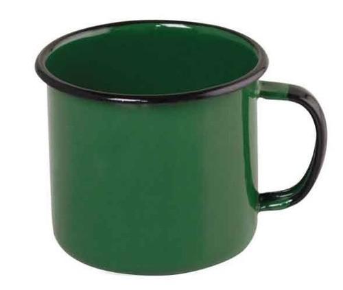 Caneca esmaltada Nº8 Ewel - Verde