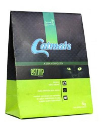 Catmais Cat Nip Erva 5g Premium Kit com 12 unidades