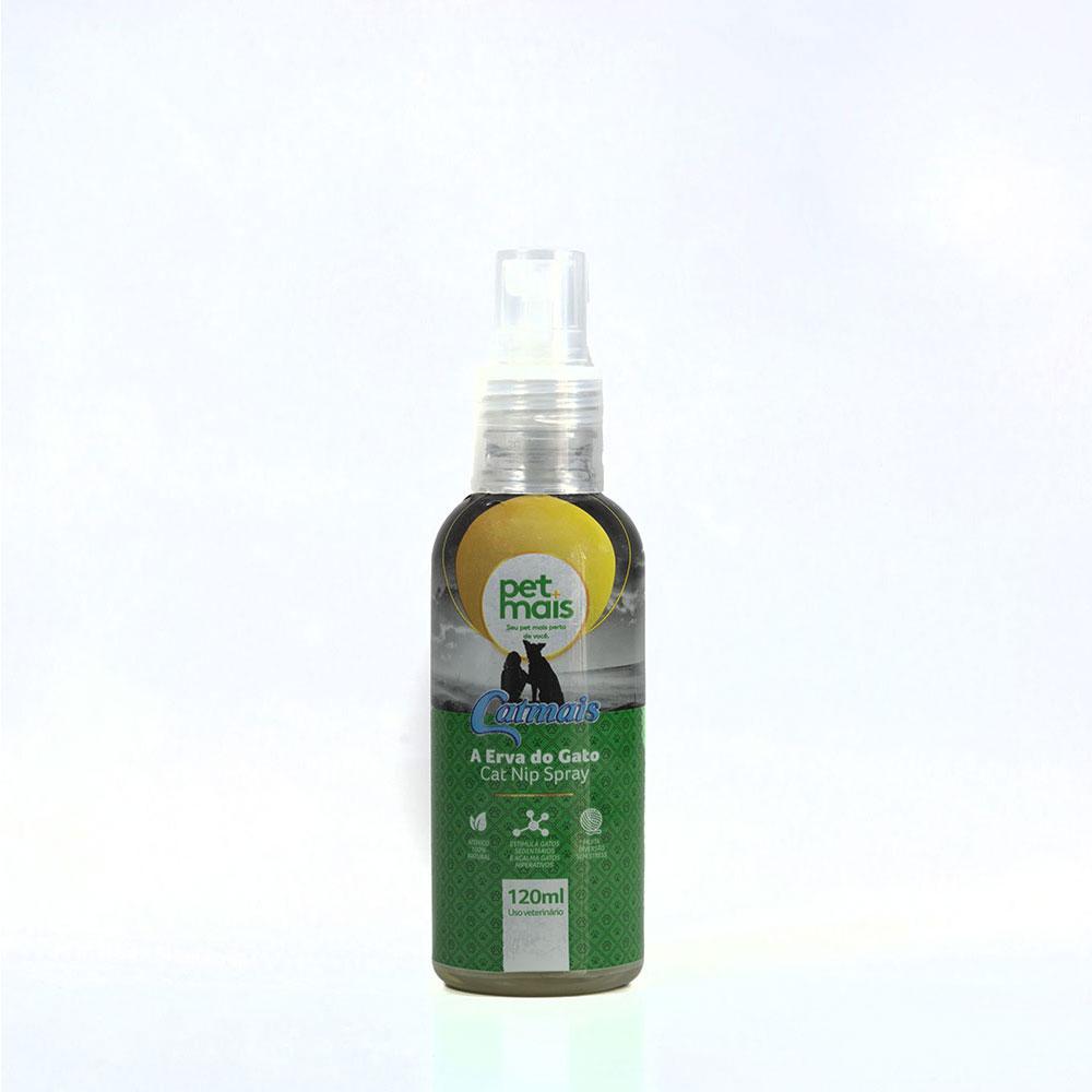 Catmais Cat Nip Spray 120ml Kit com 6 unidades