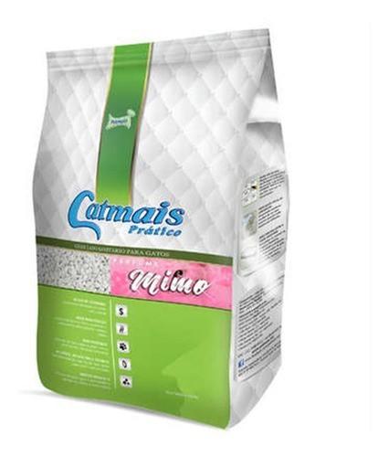 Catmais Prático Granulado Sanitário Mimo 1,8kg Petmais