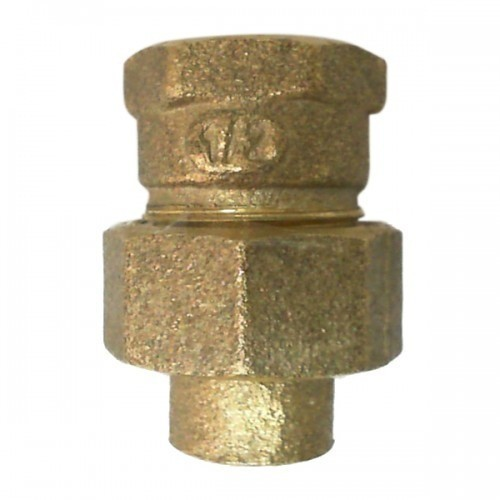 Eluma Solda Uniao Acento 3/4 F x 22mm s/ Anel