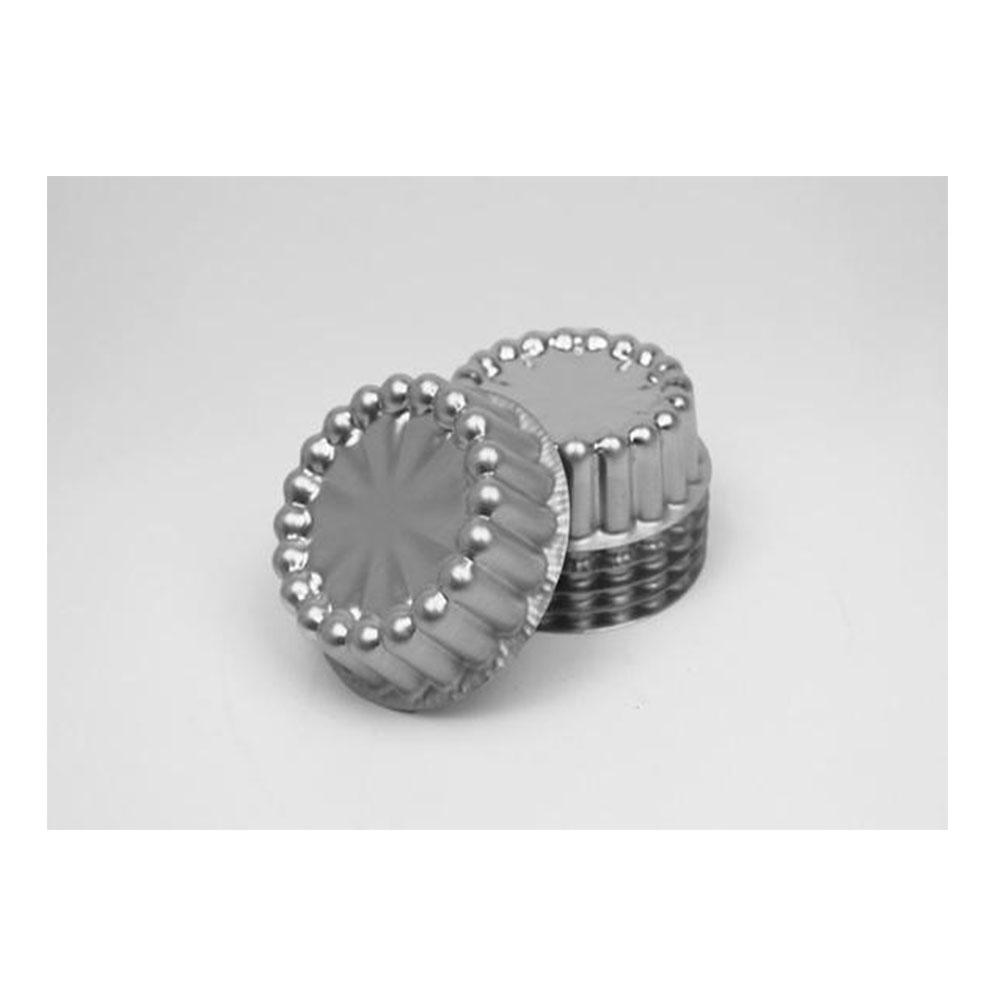 Forma de Aluminio Bolo Mini Ballerine Decorada 6PCS Caparroz