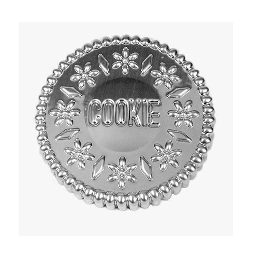 Forma de Aluminio para Bolo 22 Cookies Caparroz