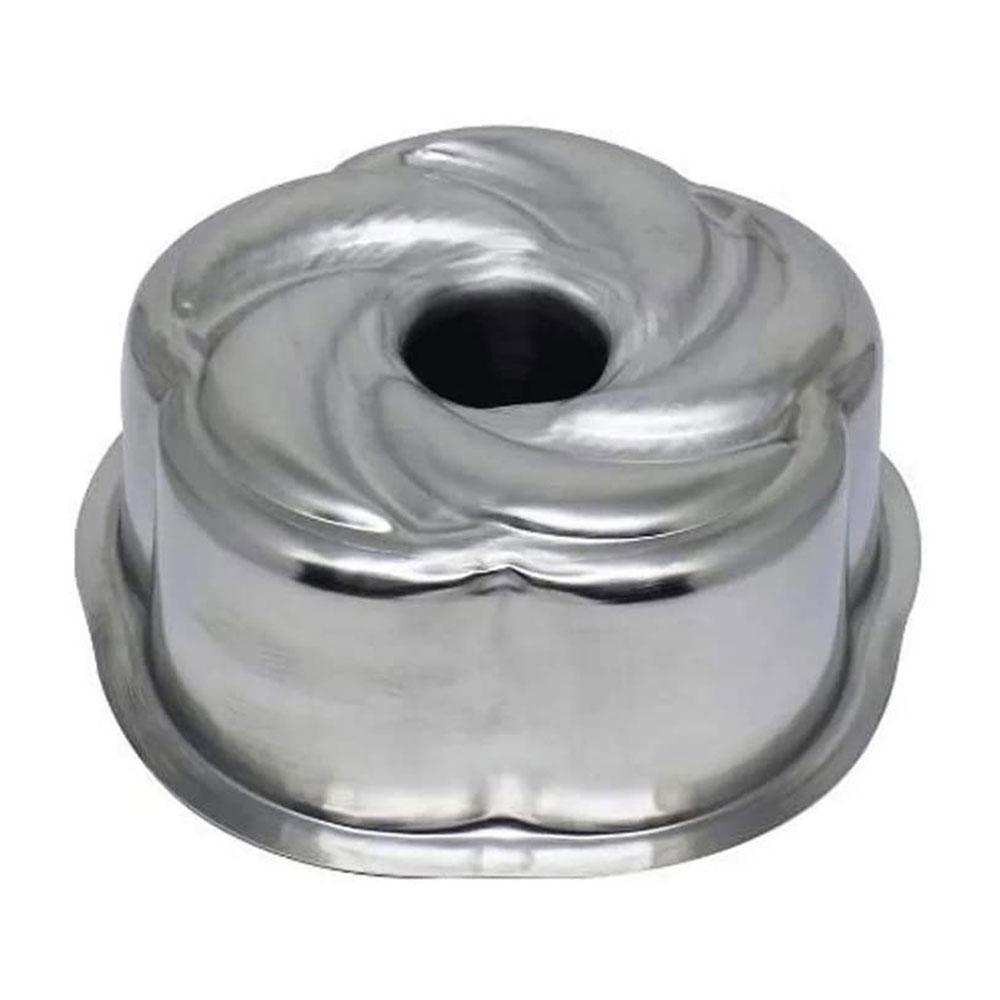 Forma de Aluminio para Bolo 24 Suiça Decorada Caparroz