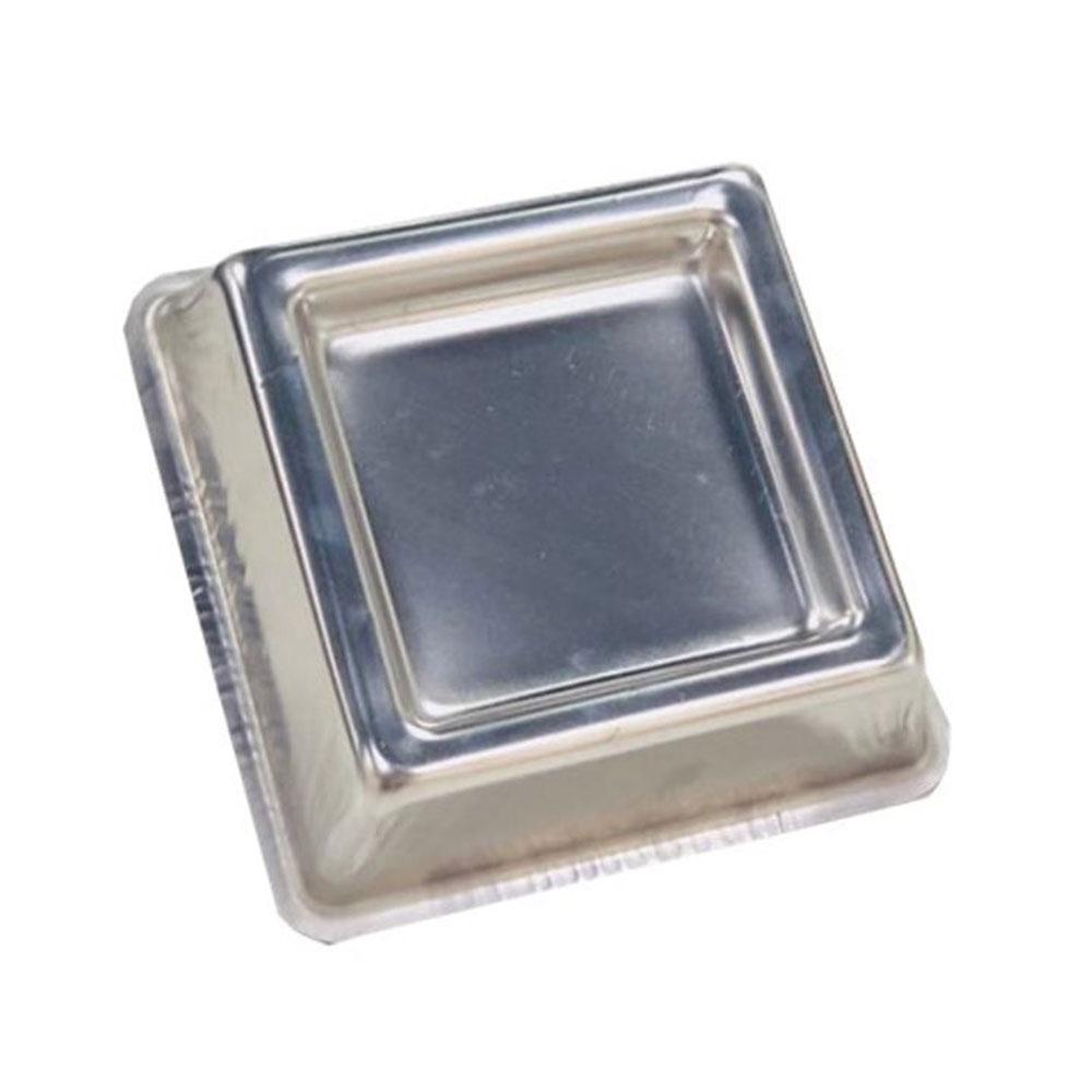 Forma de  Aluminio para Bolo 25 Ballerine Quadrado Caparroz