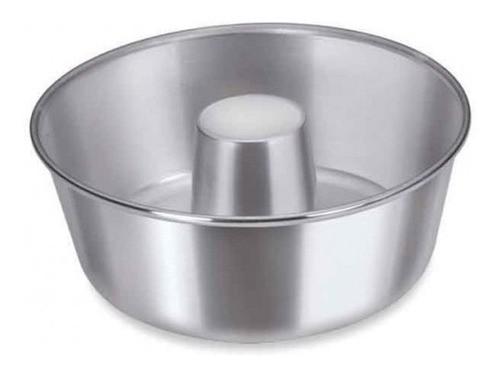 Forma de alumínio para bolo/pudim Eirilar - 26cm