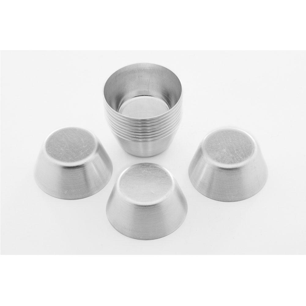 Forma de Aluminio para Muffins/Cupcake Mini Caparroz