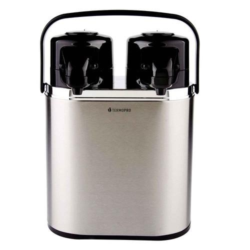 Garrafa térmica de Inox 4L Dupla Termopro
