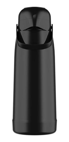Garrafa Térmica Pressão 1.8 L Pump Lisa Preta Termolar