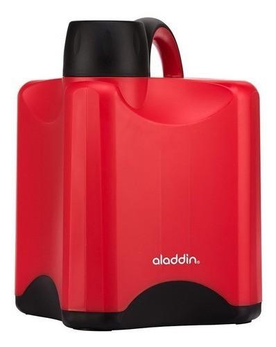 Garrafão Térmico 5L Vermelho Inovare Aladdin