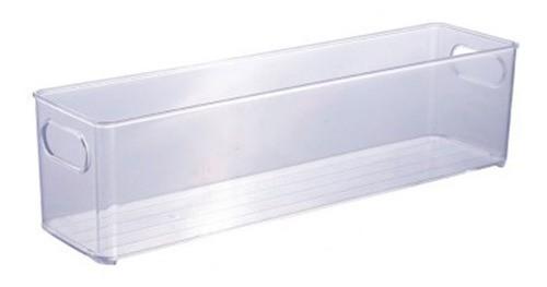 Organizador Transparente 10x40 Multiuso Plasutil