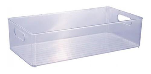 Organizador transparente 20x40 Multiuso Plasutil