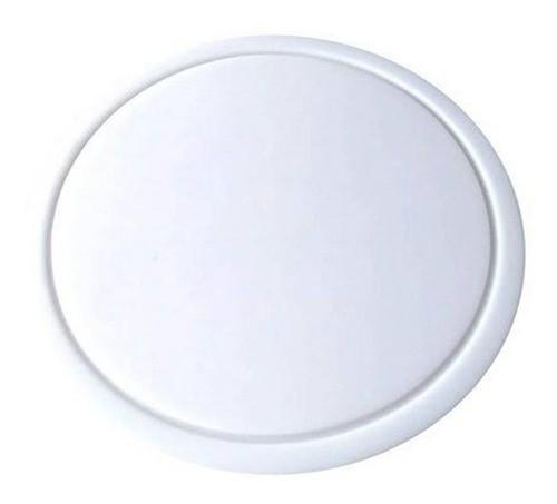 Placa Polietileno Redonda Kitplas 35CM