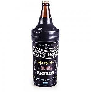 Porta Garrafa Cerveja Plástico Plasutil