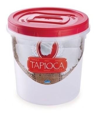 Pote Pl Plasutil Redondo Tapioca 1.8Lt