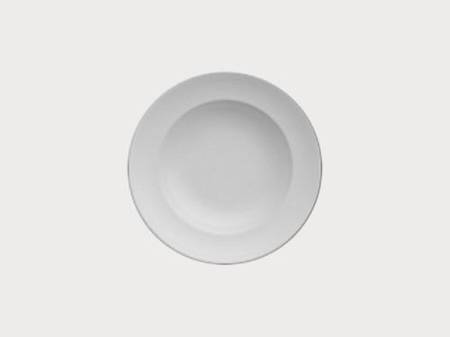 Prato de Porcelana para Sobremesa 21,5cm Laguna - Germer