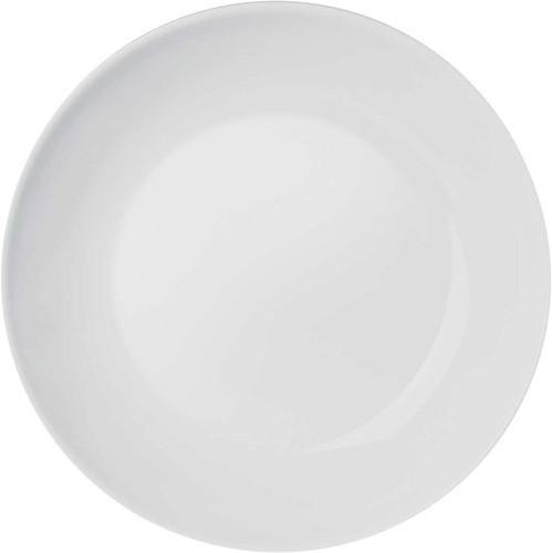 Prato louça Fundo 22 Blanc Opaline Nadir
