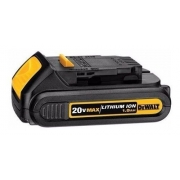 Bateria Dewalt 20v Litio 1.5ah Dcb201-b3