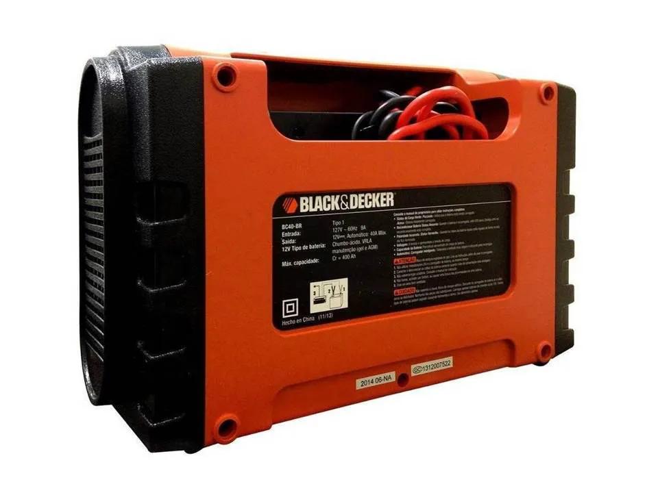 Carregador Bateria B&d 2-a 220v-bbc02-b2