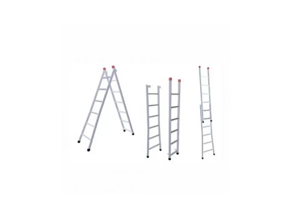 Escada Aco Extensiva 06 Deg-1,92x3,20 Am