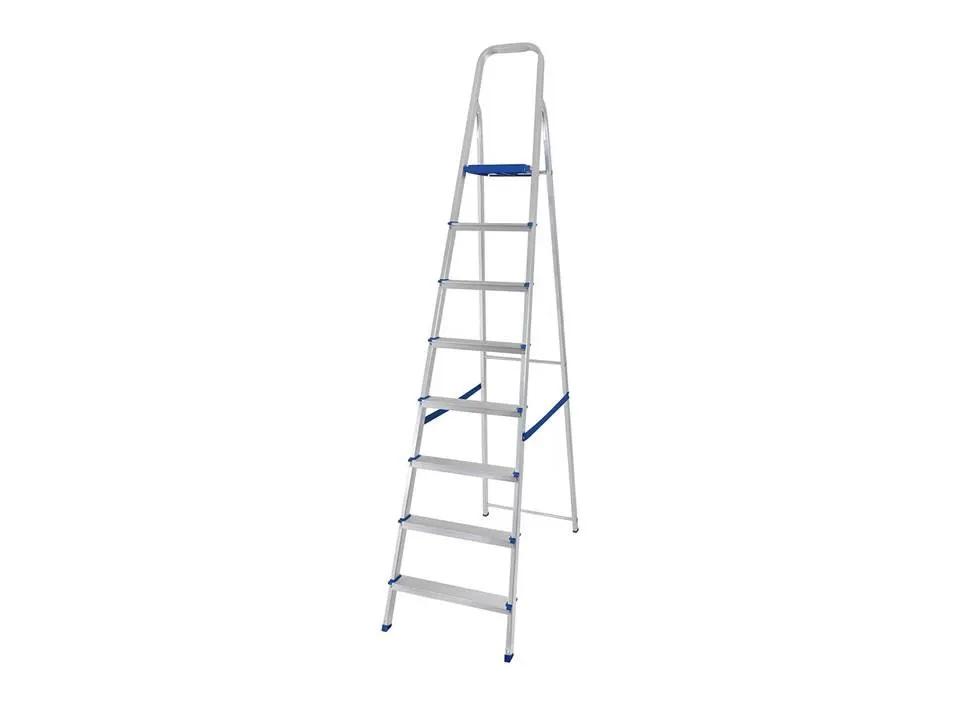 Escada Alum.domestica Abrir 08 Degraus
