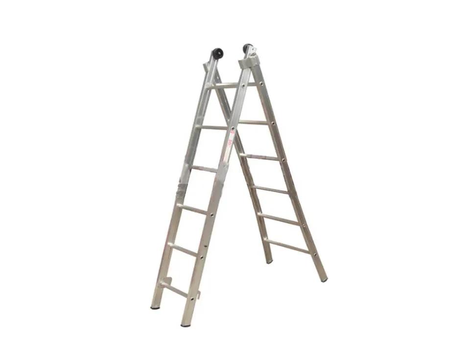 Escada Telesc Dupla 16d- 5mts