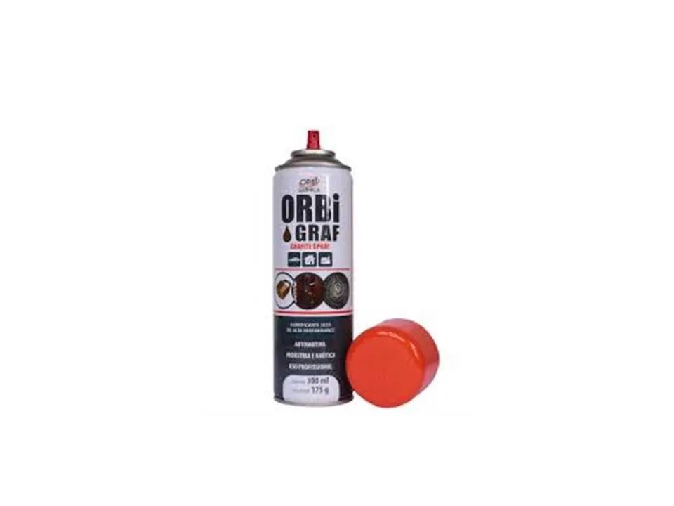Grafite Em Spray - Orbi / ref 1379